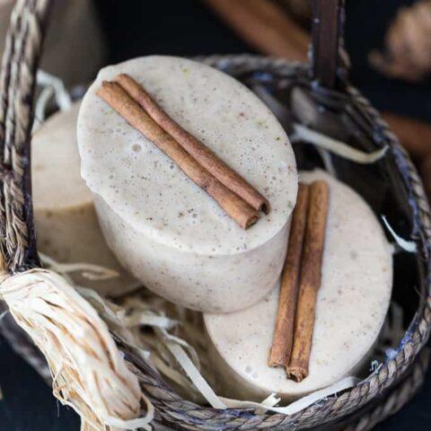 Apple Cinnamon Goat's Milk Soap