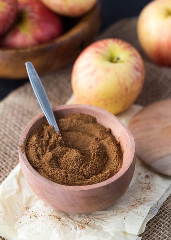 Apple Pie Spice - Simply Stacie