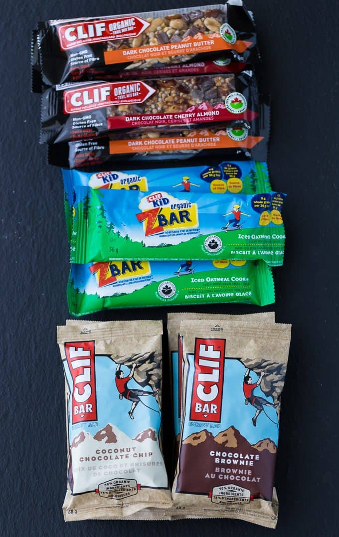 CLIF Bar is a proud sponsor of Organic Week in Canada. Get ready to #FeedYourAdventure with their delicious and healthy energy bars.