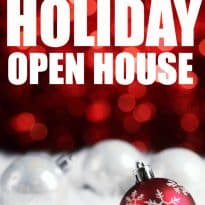 How to Plan a Holiday Open House