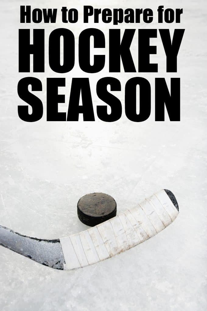 How to Prepare for Hockey Season - Make the most of the season with these helpful tips!