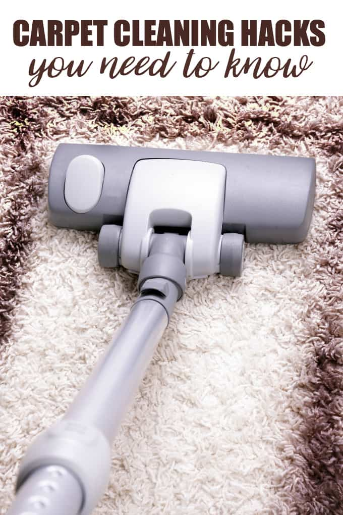 Carpet Cleaning Hacks You Need To Know Simply Stacie