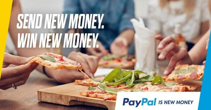 Pay Back Friends & Win with PayPal