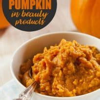 5 Ways to Use Pumpkin in Beauty Products