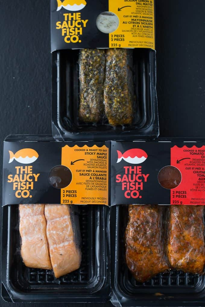 Canadians Meet The Saucy Fish Co.