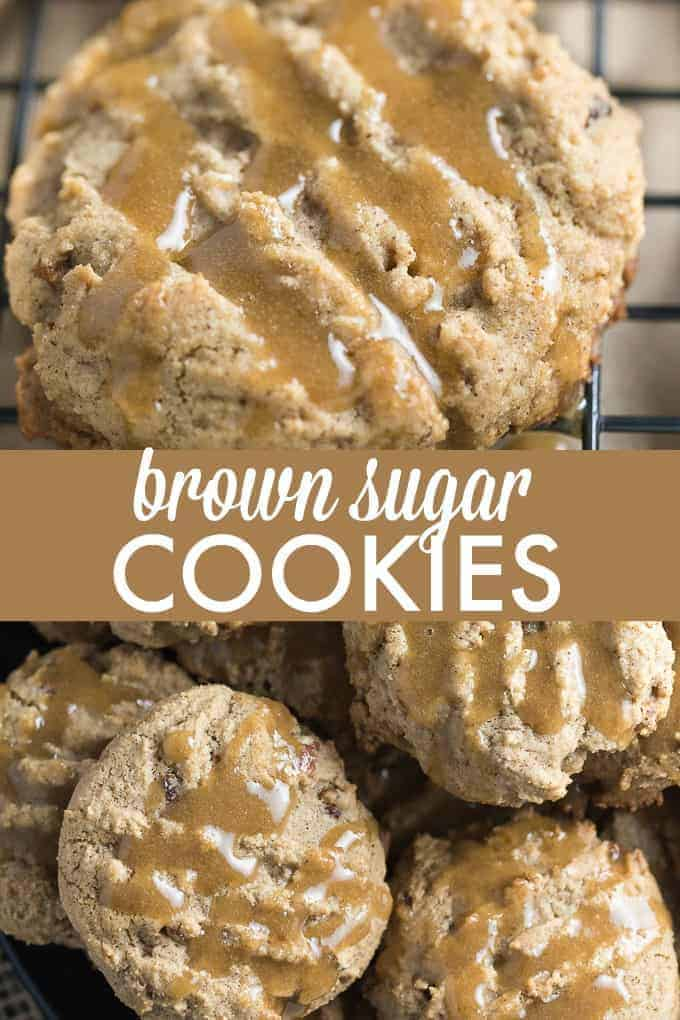 Brown Sugar Cookies - Try something different this holiday season with this easy recipe! These cookies went fast at my house.