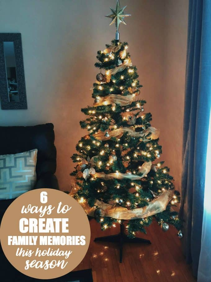 6 Ways to Create Family Memories This Holiday Season - Make the most of this special season with these fun activities.