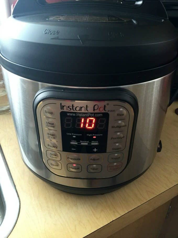Holiday Gift Idea for Foodies - Instant Pot