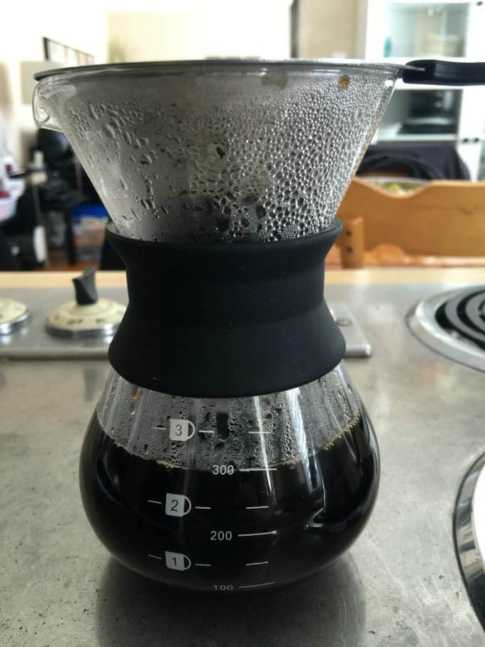 Kitchables Pour-Over Coffee Set