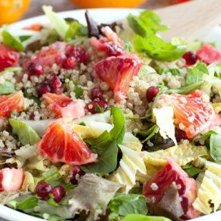 Winter Detox Salad