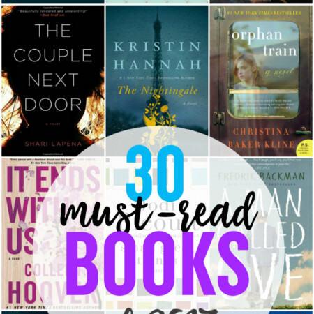 30 Books You Should Read in 2017