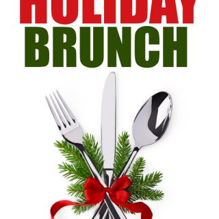How to Plan the Perfect Holiday Brunch