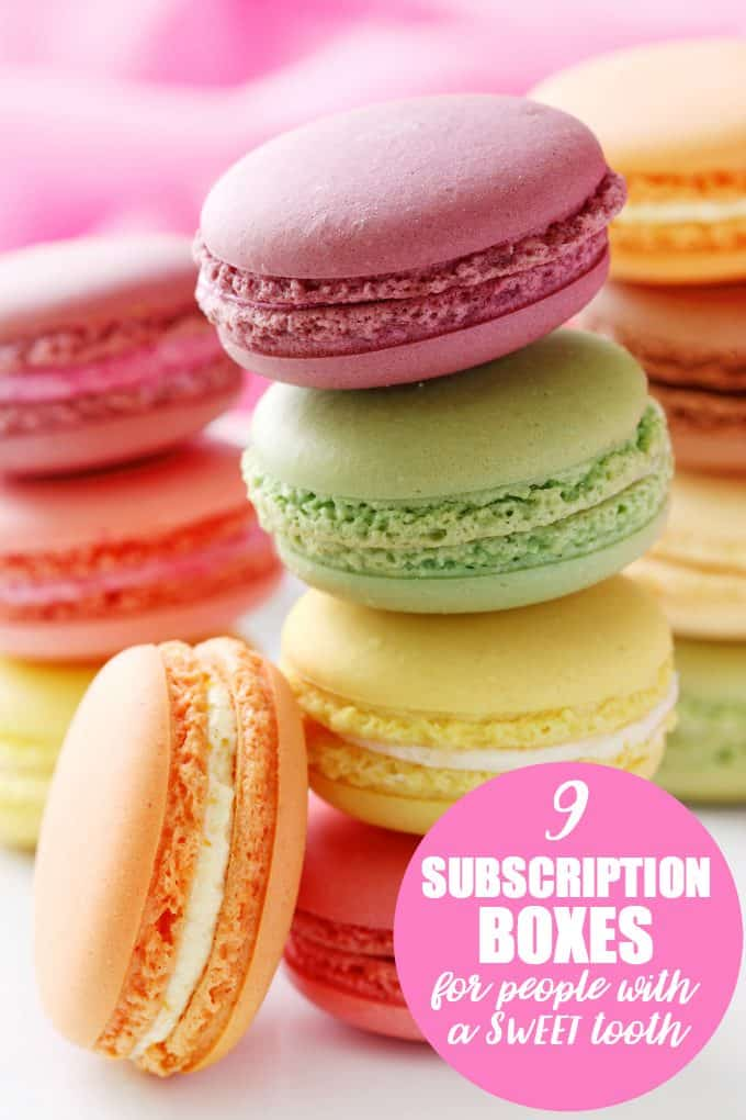 9 Subscription Boxes for People With a Sweet Tooth - A delivery of mouthwatering treats!