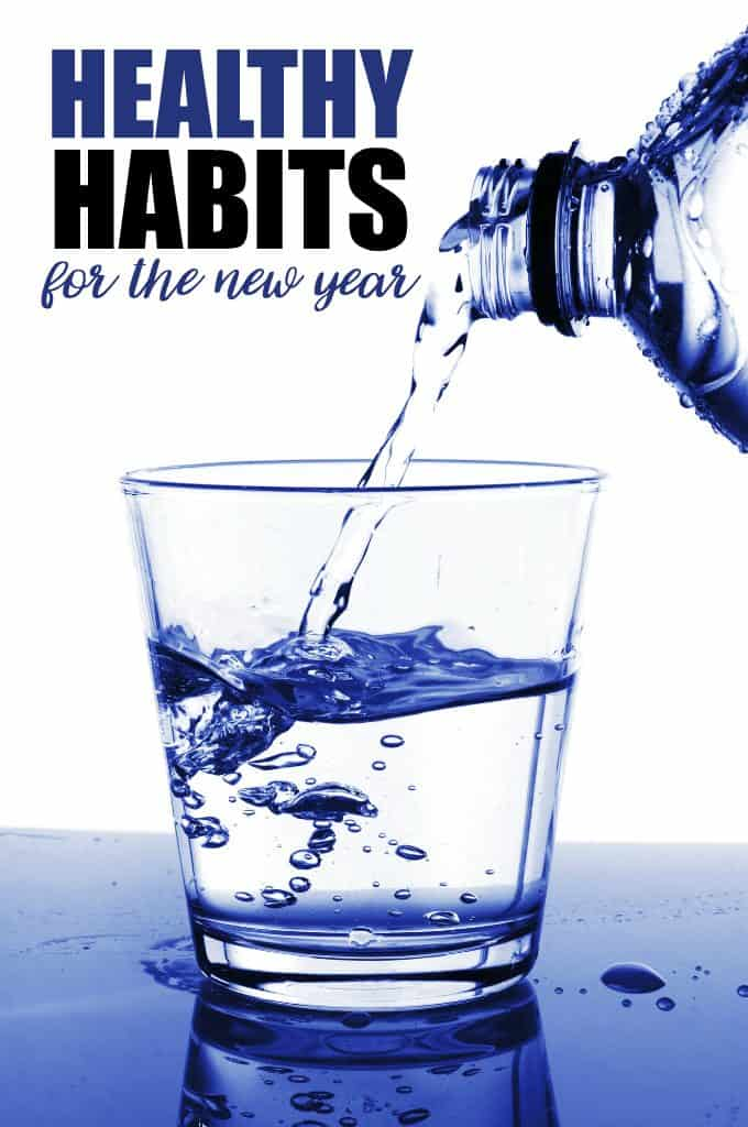 4 Healthy Habits for the New Year - Start the new year right by implementing some healthy habits. I've got four ideas for you to consider today!
