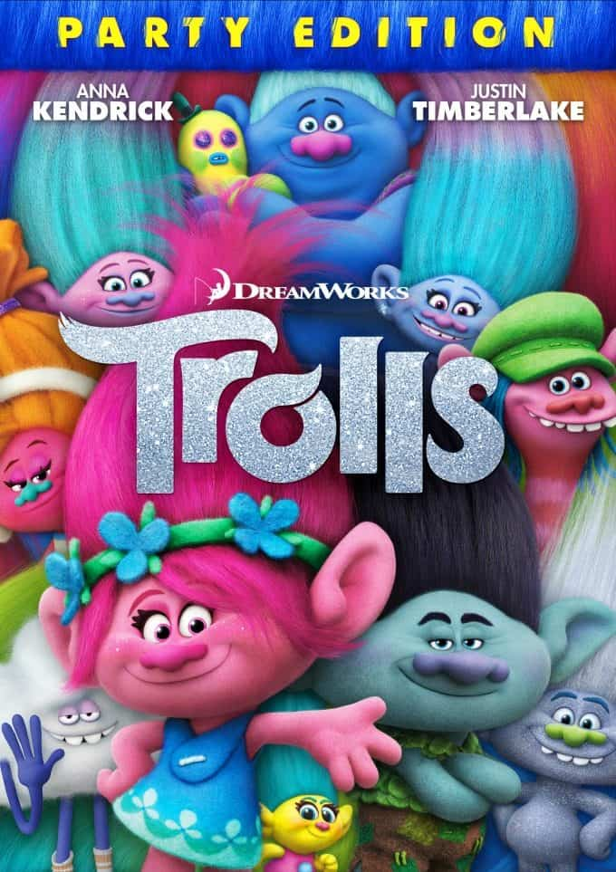 Bring Home Happy with DreamWorks Trolls