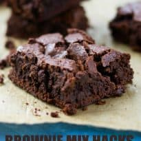 Brownie Mix Hacks You Need to Try