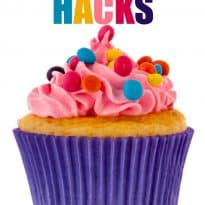 Cupcake Hacks to Blow the Buttercream Right Off You!