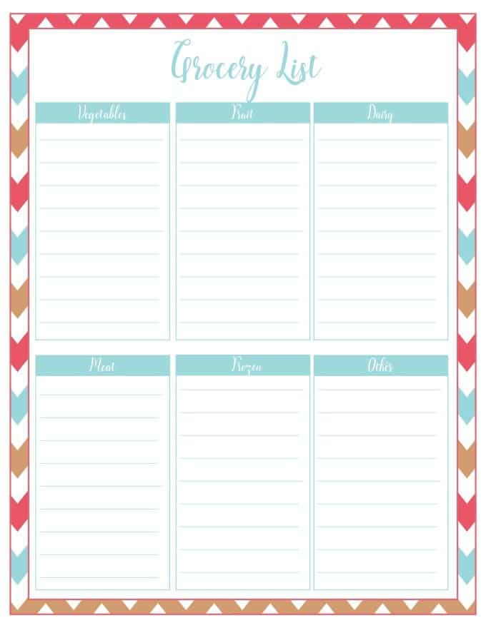 Free Recipe Binder Printables - Never lose a great recipe again! Keep track of all your faves with these free printables.
