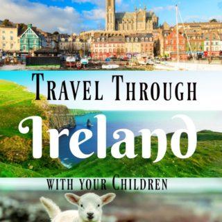 Travel Through Ireland with Your Children