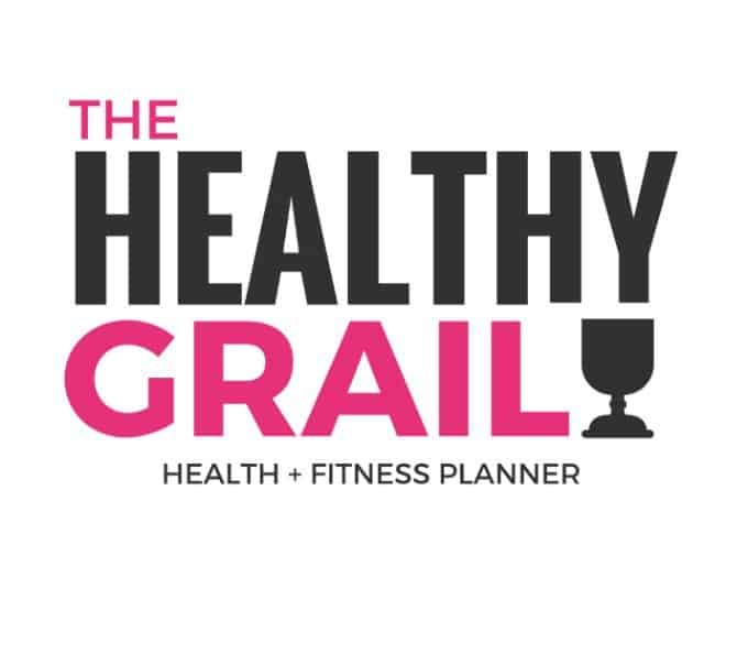 4 Reasons Why You'll Love The Healthy Grail - This Health & Fitness Planner has so much to offer and will help keep you on track.