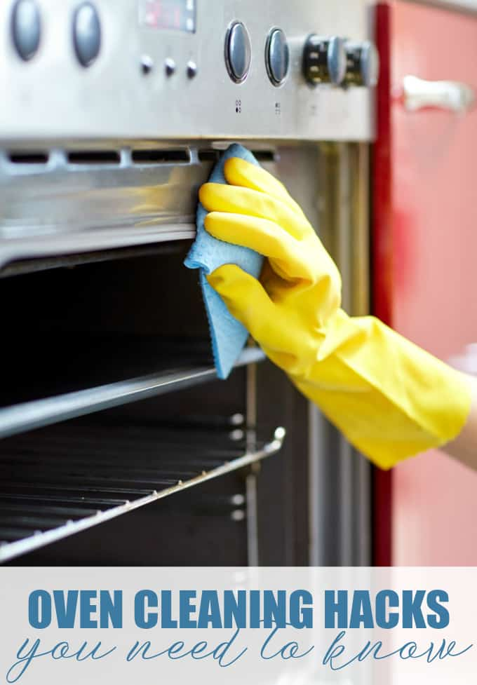 oven cleaning hacks you need to know simply stacie