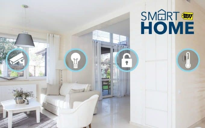 My Dream Home is a Smart Home - Check out all the new smart home technology products available at Best Buy!
