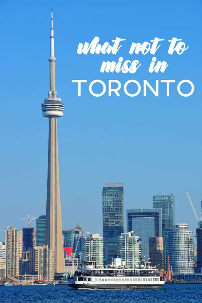What Not to Miss in Toronto - Whether you're interested in cultural spots, points of interest, major attractions, green space, there's something in Toronto for you. Here's a short list of some of the places and scenes that you can't miss when you come to the 6ix.