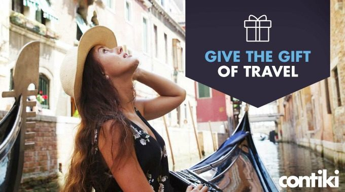 The Ultimate Graduation Gift - Give the Gift of Travel with Contiki!