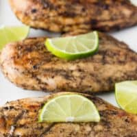 Ginger Lime Chicken