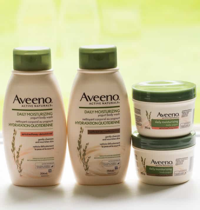 Get Beautiful Summer Skin with AVEENO