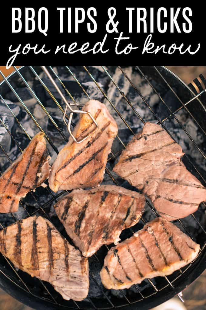 BBQ Tips & Tricks You Need to Know - Learn these simple tips and become a grillmaster this summer!