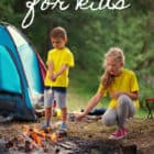 Fun Camping Activities for Kids