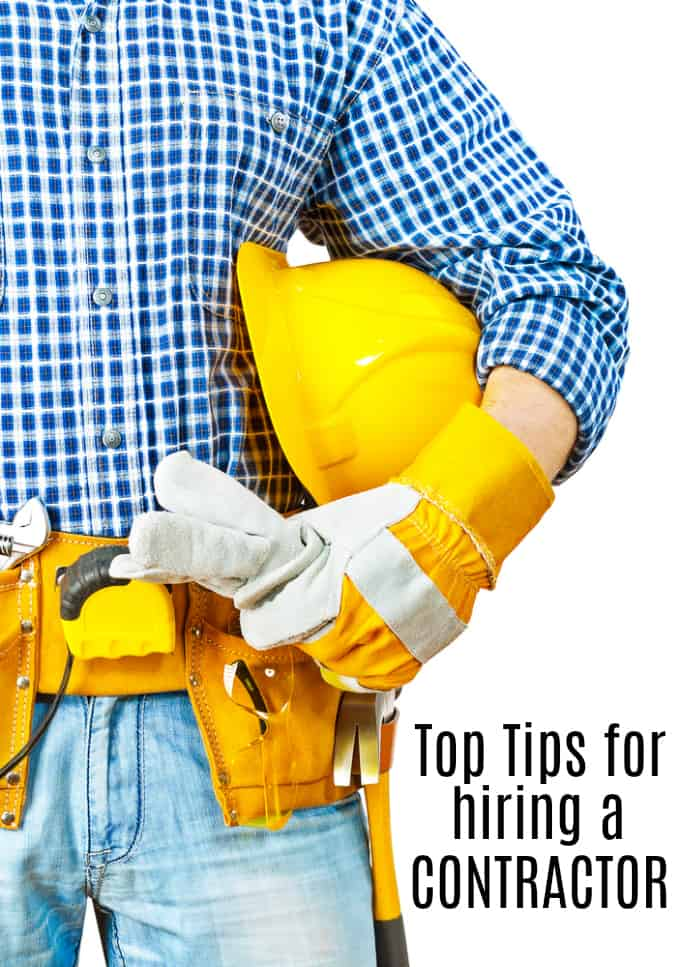 Top tips for hiring a contractor simply stacie for Hiring a contractor