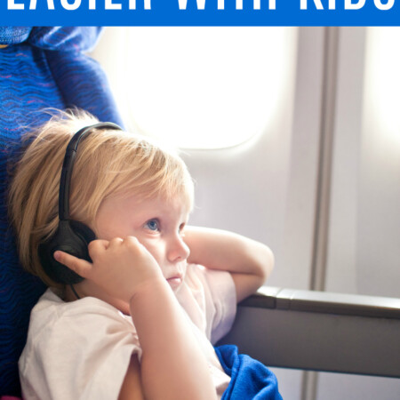5 Ways to Make Flying Easier With Kids