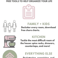 The Ultimate Resource Guide for Organizing Your Home