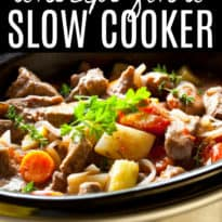 How to Adapt a Recipe for a Slow Cooker