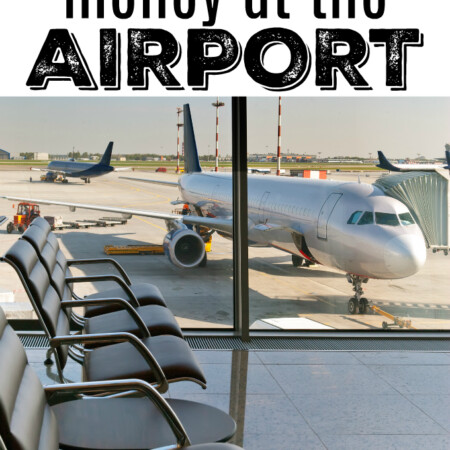 5 Ways to Save Money at the Airport