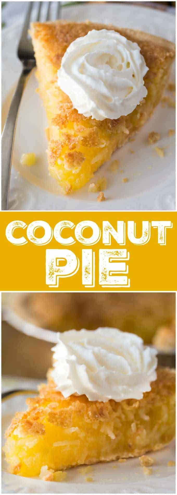 Old fashioned coconut cream pie from scratch To Die For Coconut Cream Pie - Beyond Frosting