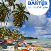 How to Barter on Vacation