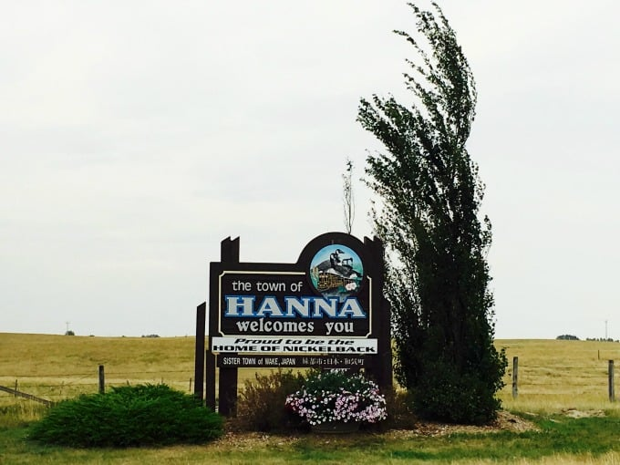 Hanna Pizza and Steakhouse - One of Hanna, Alberta's hidden gems and a must-try!