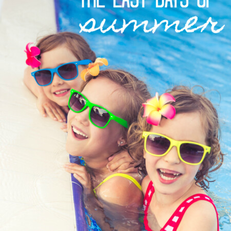 6 Tips to Enjoy the Last Days of Summer