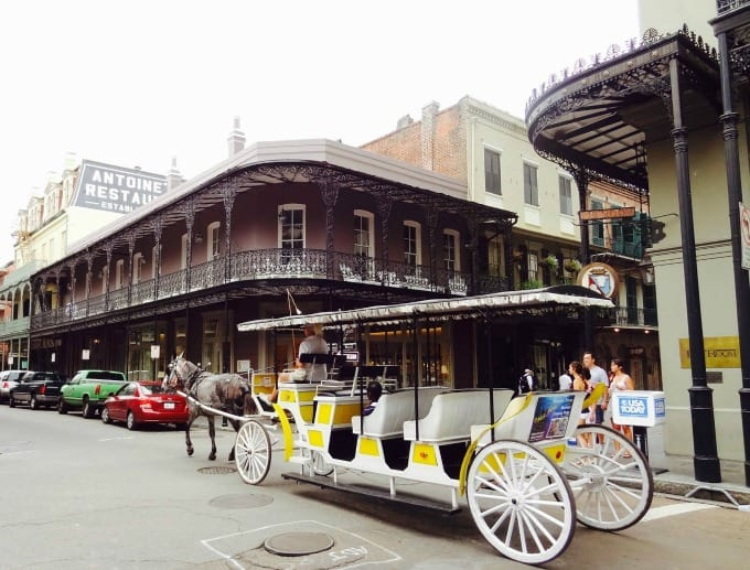 Take a Trip to New Orleans, Louisiana - The Big Easy is an awesome city for families to explore!
