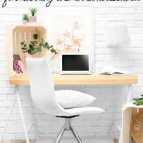 6 Productivity Tips for Running a Smooth Household
