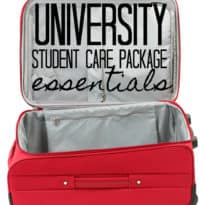 University Student Care Package Essentials