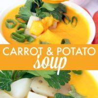 Carrot and Potato Soup