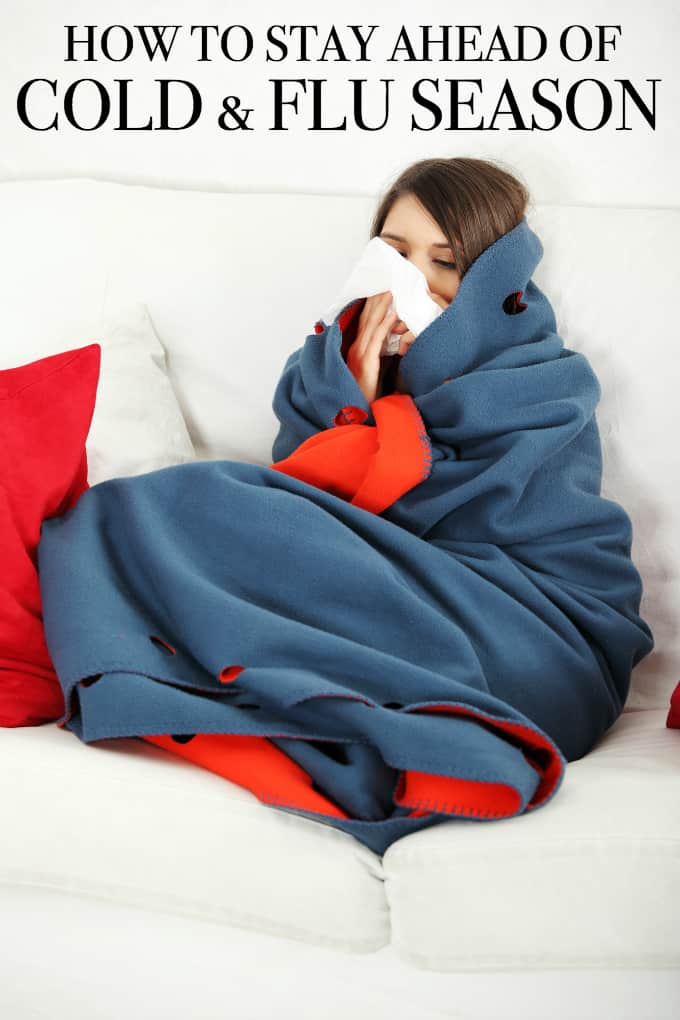 How to Stay Ahead of Cold & Flu Season -  Take a few preventative steps and fight germs with confidence.