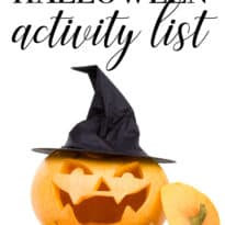 Top MUST DO Halloween Activity List