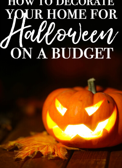 How to Decorate Your Home for Halloween on a Budget