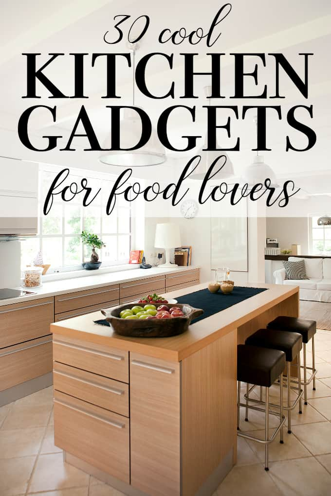 30 Cool Kitchen Gadgets for Food Lovers - These innovative kitchen tools will save you innovative kitchen tools to save time, money, and mess.