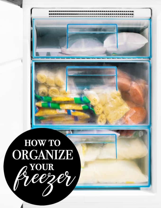 How to Organize Your Freezer - Try these handy tips so you never lose food in your freezer again.